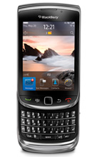 BlackBerry® Torch™ 9800 by Warid
