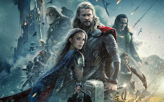 Poster Film THOR - THE DARK WORLD