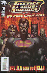 JLA  giant 2011