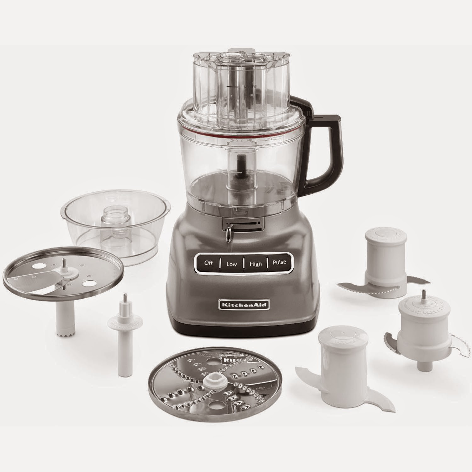 Kitchenaid pink food processor - And A Good Juicer