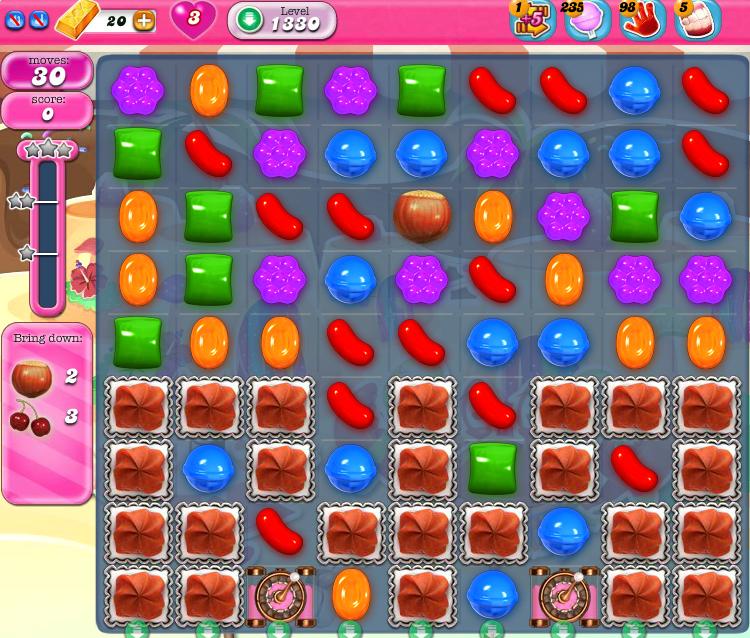 Candy Crush Saga 1330