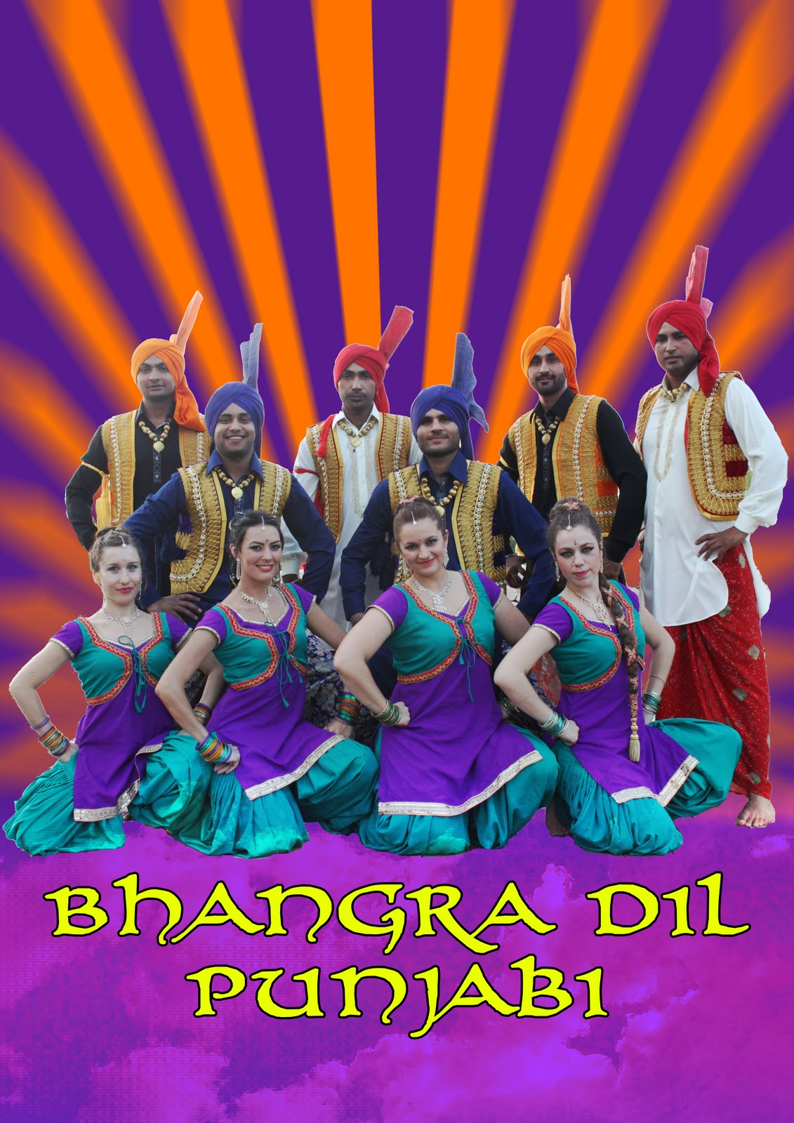 how to learn punjabi bhangra