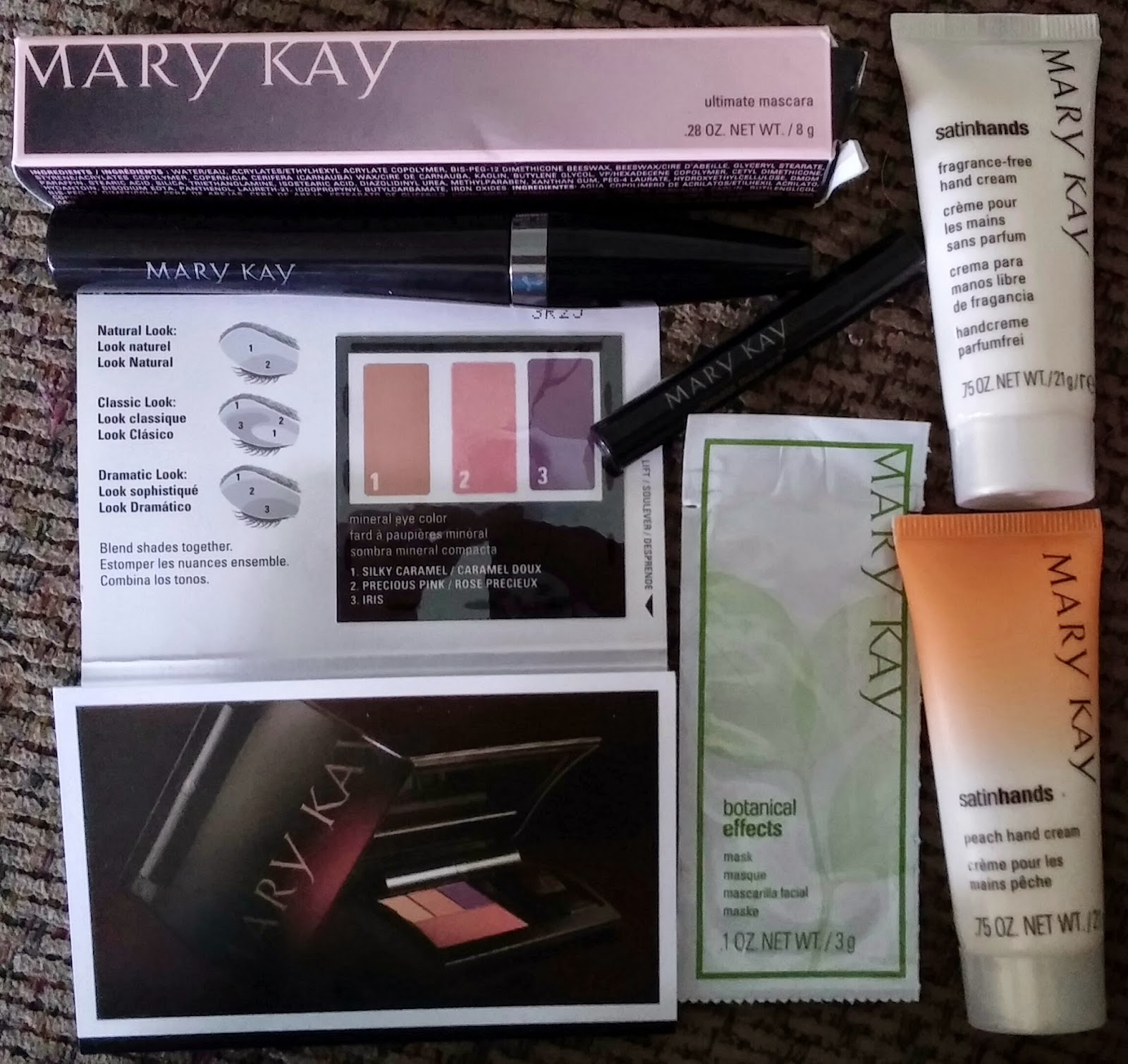 I Review Stuff: Mary Kay Swag Bag