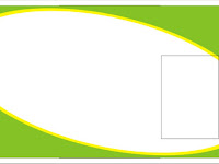 Contoh id card Corel Draw terbaru 2016