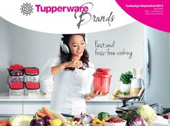 Katalog Tupperware September 2014