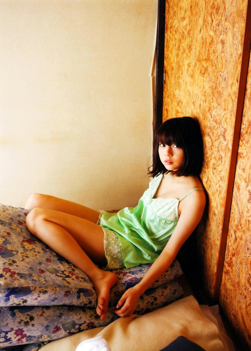 Nao Kanzaki and a few friends: Yuria Haga: 'Yuu Real ...