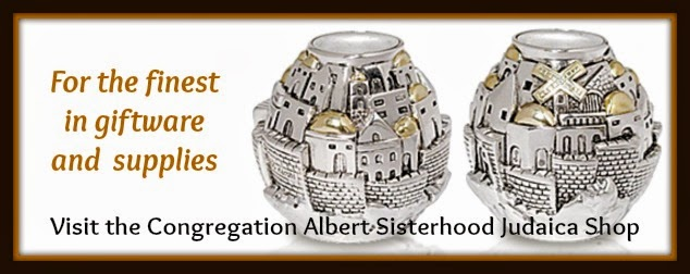Congregation Albert Judaica Shop