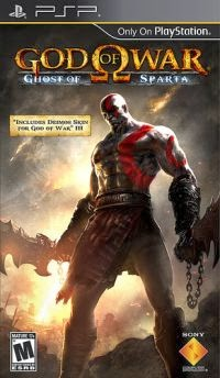 Download God Of War - Ghost Of Sparta Iso single link ppsspp psp game