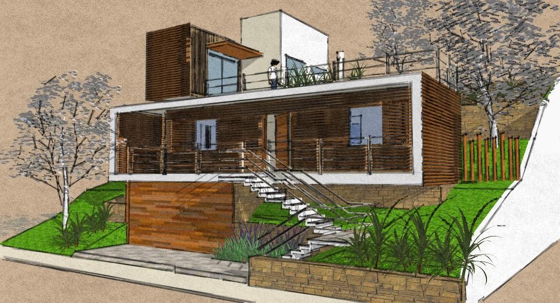 Dicas da larissa casa container larissa carbone arquitetura for Container casa