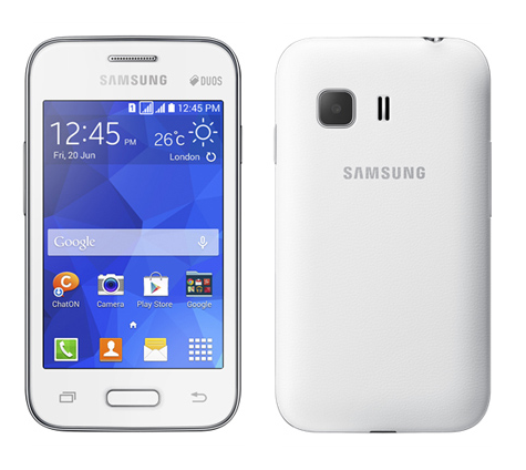 Perbandingan Samsung Galaxy V vs Samsung Galaxy Young 2