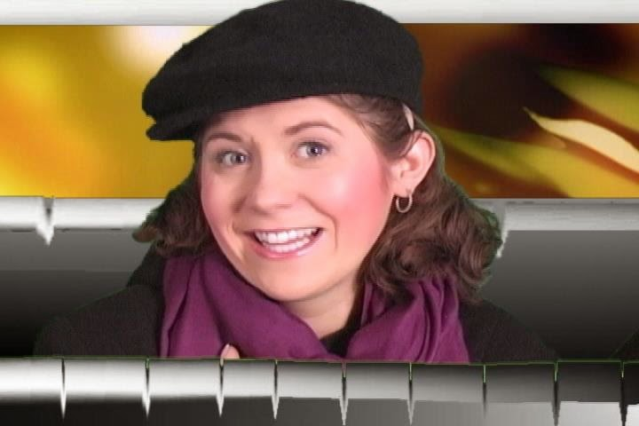 Cassidy Davis shares how her singer-songwriter career evoled into KLUK TV morning show host!