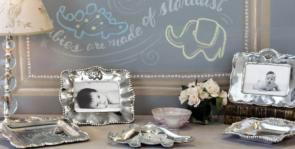 Beatriz Ball Dinosaur Figure Tray Giveaway on Chic Luxuries