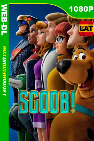 ¡Scooby! (2020) Latino HD AMZN WEB-DL 1080P ()