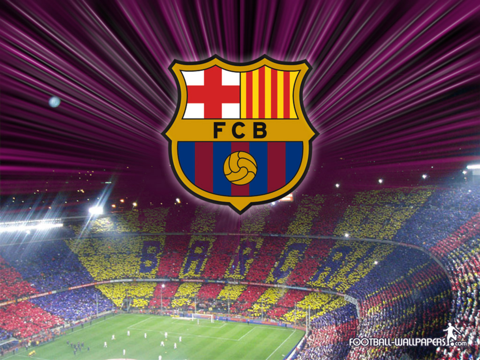 Best Barcelona FC Desktop Wallpapers