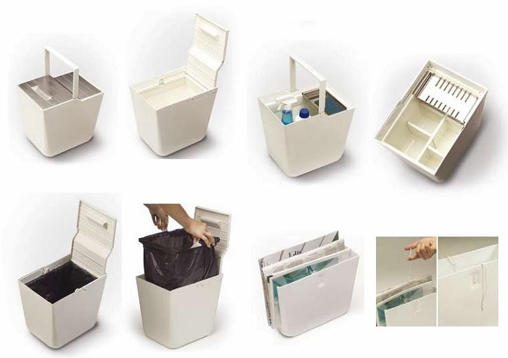 cubo reciclaje cajon exclusivo