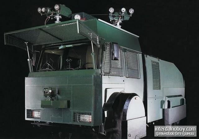 videos de camiones blindados antidisturbios rwd 10000 austria