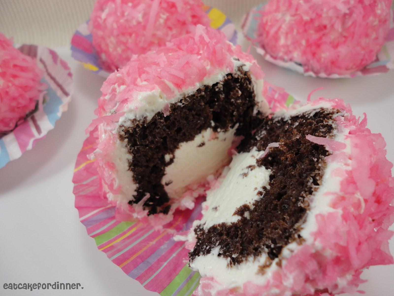 Eat Cake For Dinner: Homemade Sno Balls