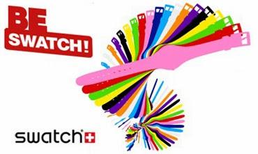 Mundo das marcas swatch
