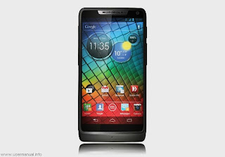 Motorola RAZR i XT890 user manual guide pdf