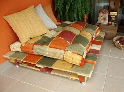 Coolest Furniture Ideas from Reused Materials (100) 4