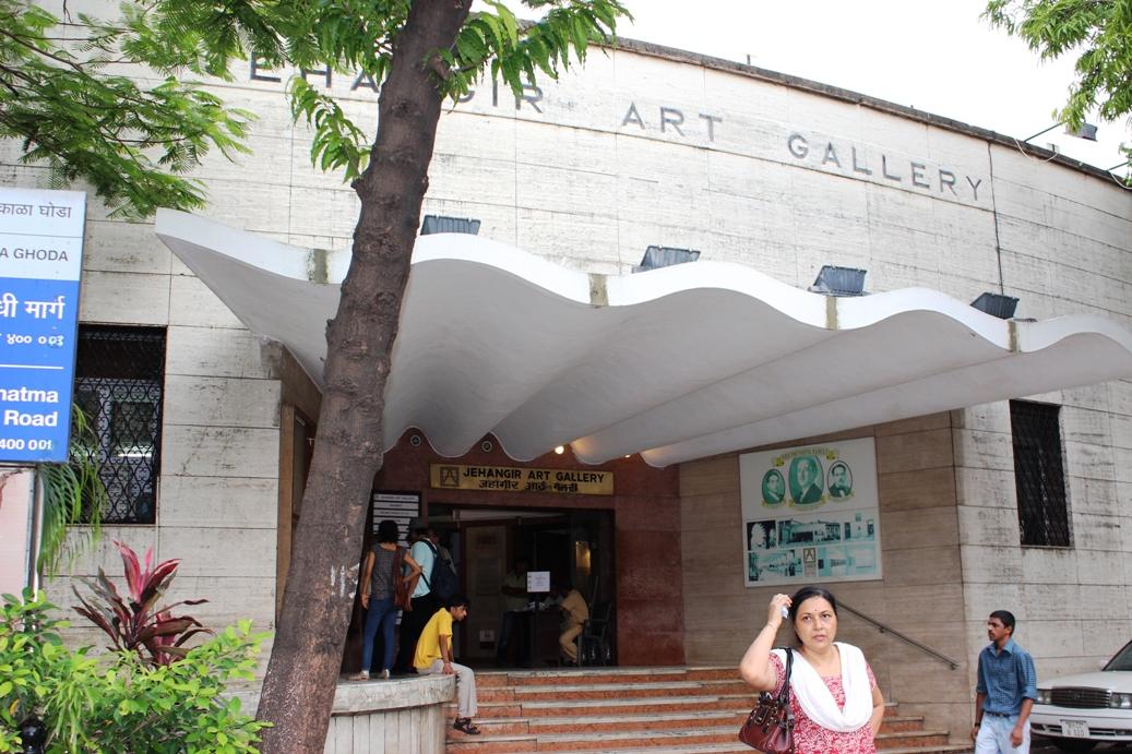 mumbai magic  jehangir art galllery