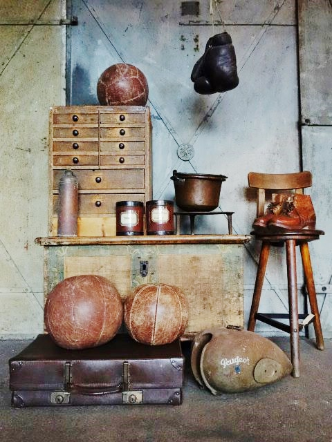 LIA Leuk Interieur Advies/Lovely Interior Advice: Industrial interior