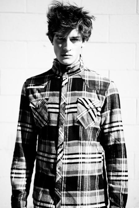 Jacob Crumbley - Cast Images model - San Francisco - Ross Laurence