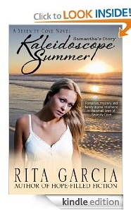 Free eBook Feature: Kaleidoscope Summer by Rita Garcia