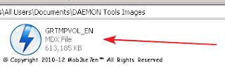 cara menggunakan Daemon Tools lite untuk Install