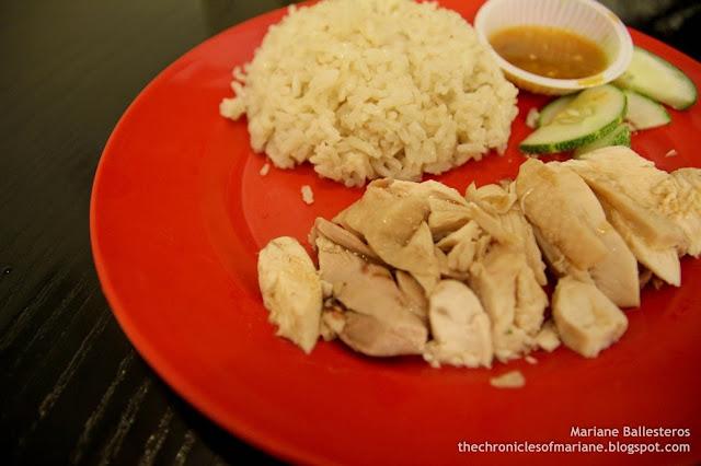 malaysia hainanese chicken