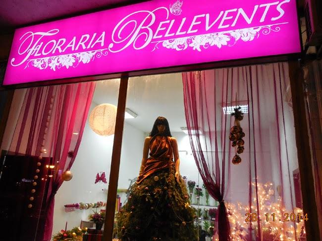 S-a deschis Floraria Belevents