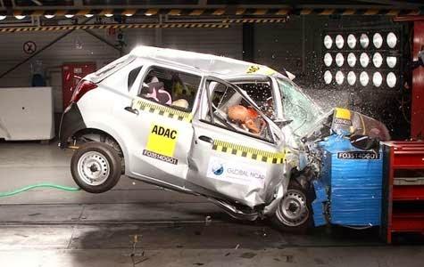 Datsun GO Dilarang Dijual Gara-Gara Gagal Uji Tabrak