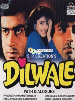 Dilwale (1994)Dilwale (1994) - DVD - 3gp Mobile Movies Online Free Download