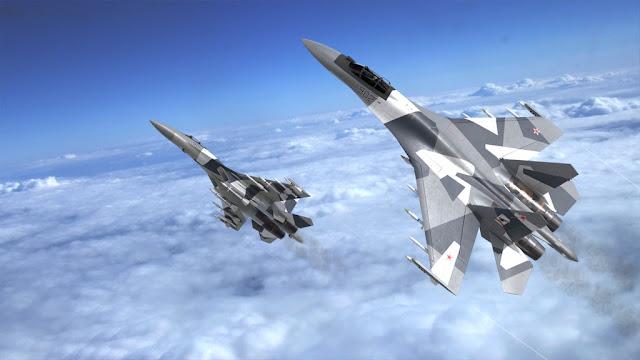Sukhoi Su-35 diklaim untuk imbangi negara tetangga