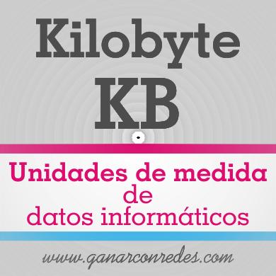 Kilobyte (kB) | Unidades de medida de datos informáticos