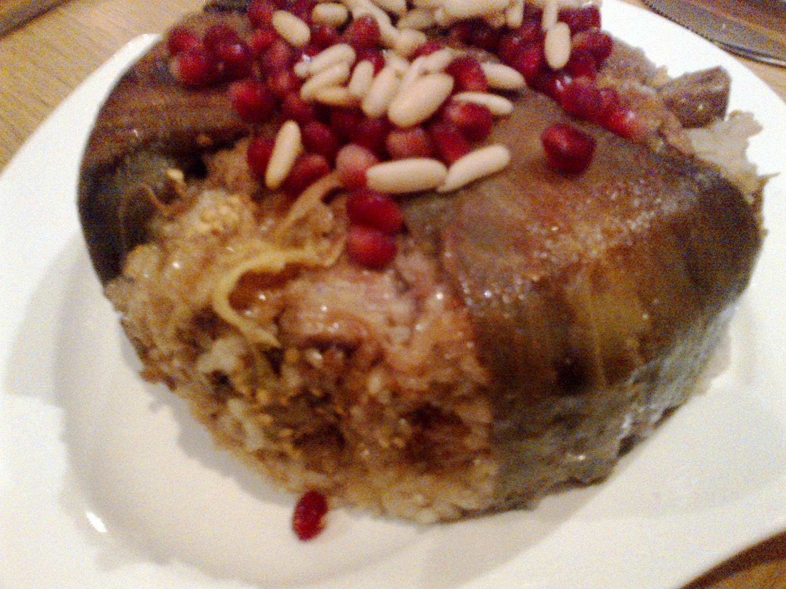 The palestinian factor maqlooba or upside down eggplant meat and the palestinian factor maqlooba or upside down eggplant meat and rice dish forumfinder Choice Image