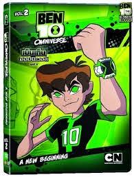 Ben 10 : Omniverse – 2º Temporada Vol. 2
