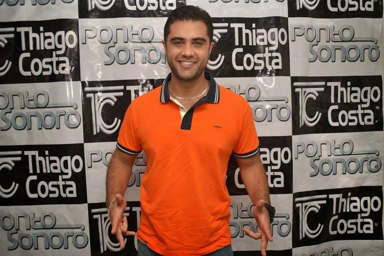 SHOW DO Thiago EM  Recife 07/06-2014