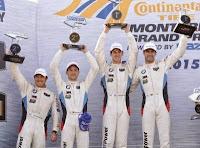 Dubla pentru BMW Team RLL la Laguna Seca - Lucas Luhr si John Edwards au obtinut victoria
