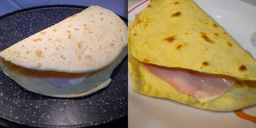 come preparare la piadina romagnola strutto ricetta blog giallo zafferano a pummarola 'ncoppa prosciutto stracchino squacquerone mortadella