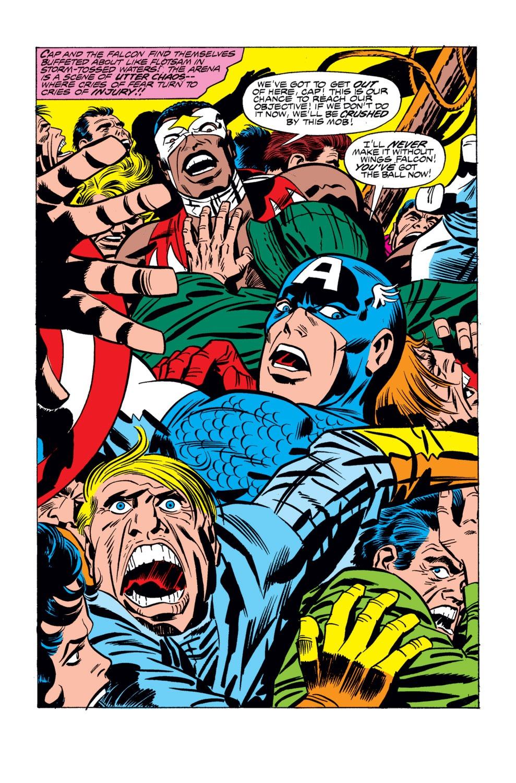 Captain America (1968) Issue #197 #111 - English 12