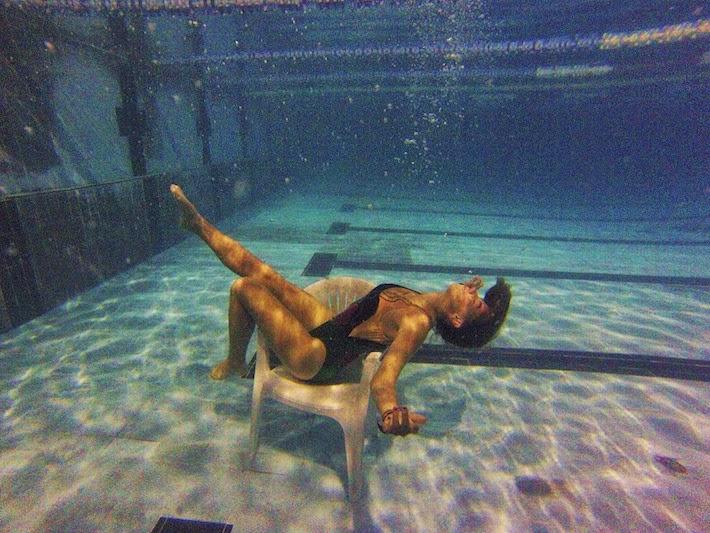 hablando de natación sincronizada