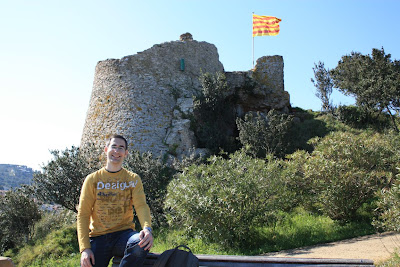 The Castle of Begur