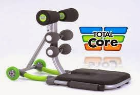 Total Core,best ab machine