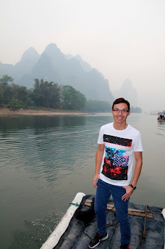 我的旅程 --- China --- My Journey