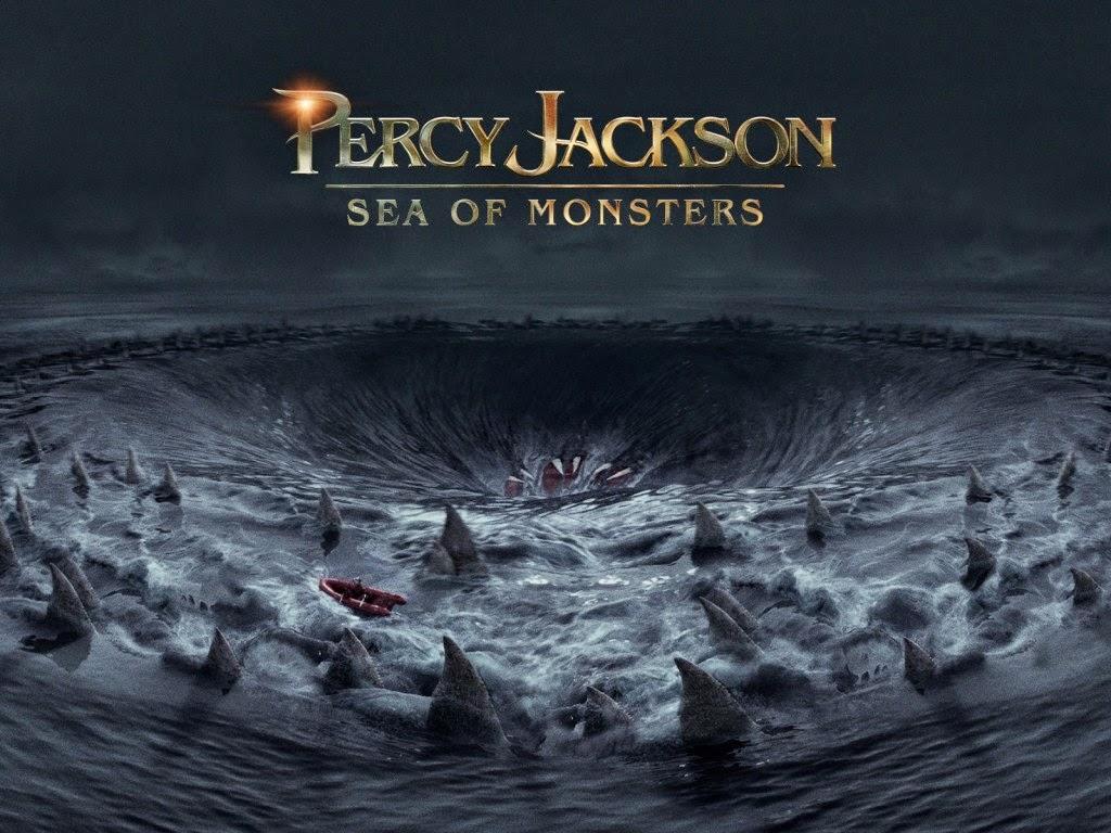 Kết quả hình ảnh cho Percy Jackson: Biển Quái Vật