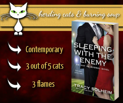 contemporary, romance, review, tracy solheim, sports