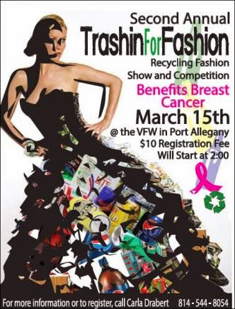 3-15 2nd Annual Trashin For Fashion