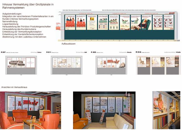 Werbung, Produktentwicklung, Logo, Prospekte, Verkaufskataloge, Plakate, Messeauftritt, Fotoretuschen und Druck