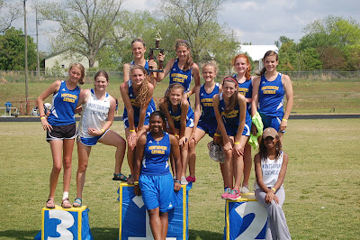 RACING KNIGHTS TEAM UP FOR FIRST EVER SECTIONAL HONORS 1